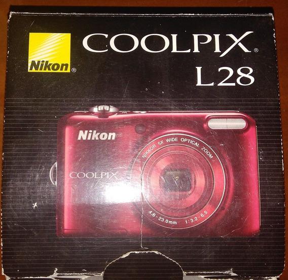 Camara Digital Nikon Coolpix L28