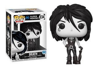 Funko Pop : Dc Super Heroes - Death #234