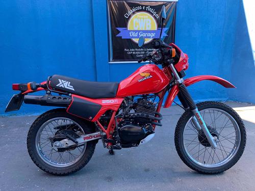 Honda Xl 250 R 1983