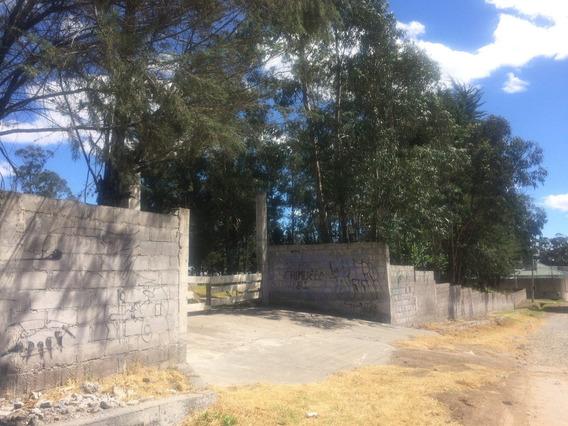 Vendo Lote De 8500 M2 Sector Conocoto - Amaguaña