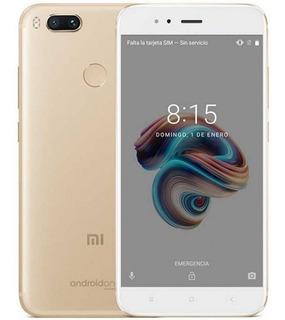 Xiaomi Mi A1 Dual SIM 32 GB Dourado 4 GB RAM