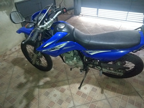 Yamaha Xtz Lander 2008