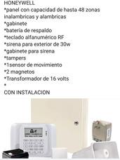 Venta E Instalacion De Alarmas Residenciales Y Comerciales