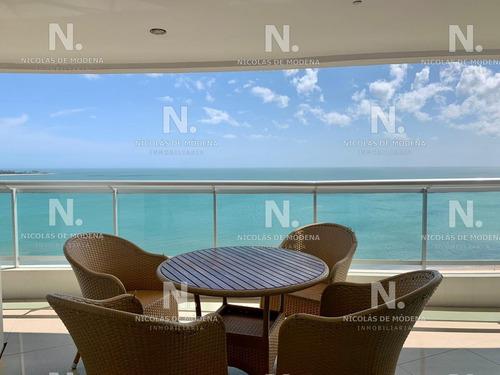Apartamento De Lujo En Playa Mansa Torre Aquarela Punta Del Este - Ref: 949