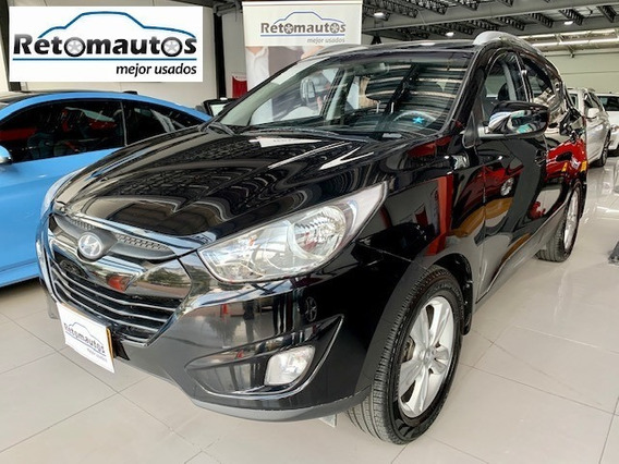 Hyundai Tucson Ix 35 4x4 Mecanico