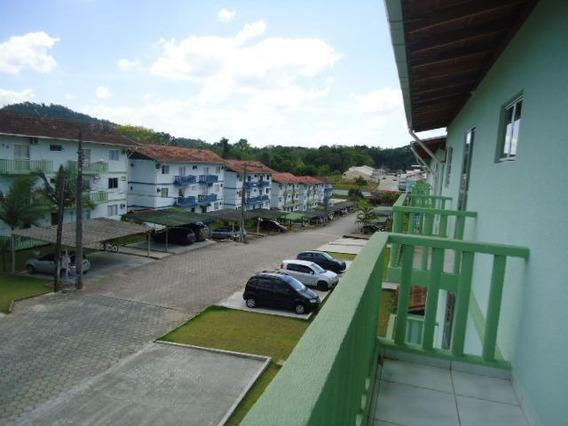 Apartamento Em Blumenau - Velha - 344