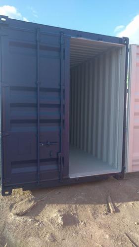 Contenedores Martimos, Containers 40 Pies Usados Nacionaliza