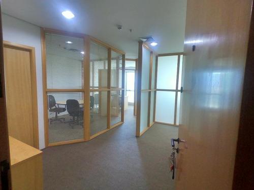 Sala Para Alugar, 42 M² Por R$ 1.600,00/mês - Alphaville Industrial - Barueri/sp - Sa0115