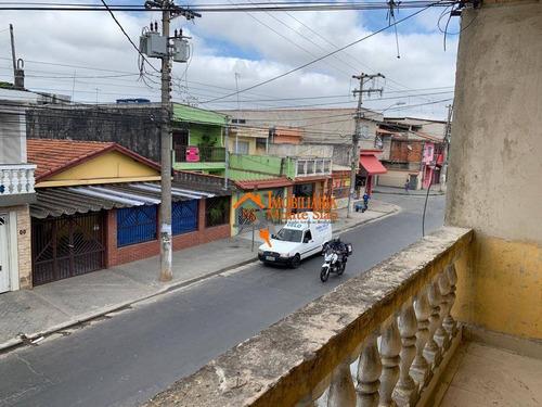 Imagem 1 de 10 de Apartamento Para Alugar, 40 M² Por R$ 650,00/mês - Jardim Presidente Dutra - Guarulhos/sp - Ap3007