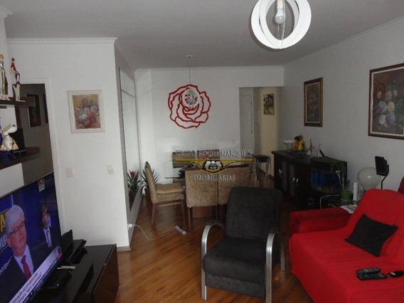 Apartamento Com 3 Dormitórios À Venda, 87 M² Por R$ 956.000,00 - Belém - São Paulo/sp - Ap0513
