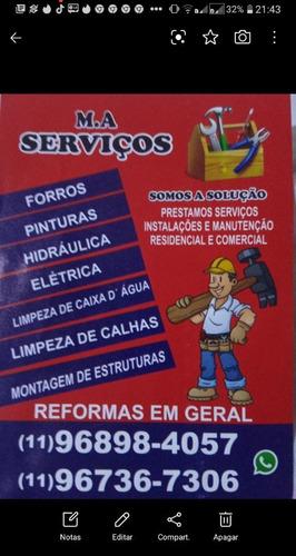 Eletricista , Encanador E Marido De Aluguel