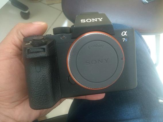 Câmera Sony A7sll
