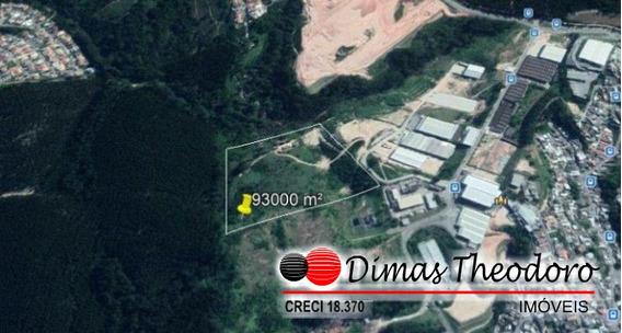 Vd. Área De 93 Mil M² - Caieiras - 1703