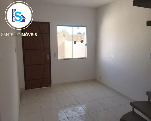 Vendo Lindo Duplex Independente - Ca00060 - 33135201