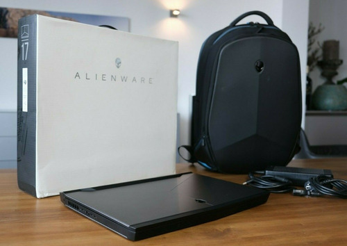 Alienware 17 R5 Core I9 Con Gtx 1080 32gb Ram Y 500gb Ssd