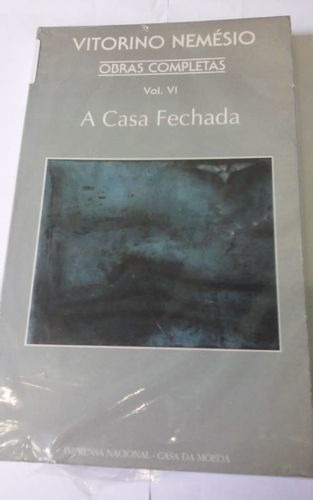 A Casa Fechada, Vol 6 Da Col. Obras Completas