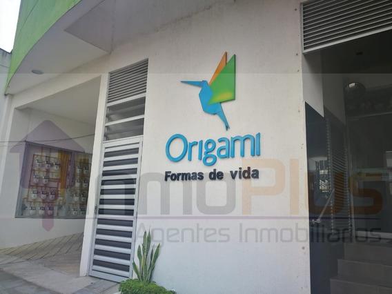 Arriendo Apartaestudio En Antonia Santos Origami