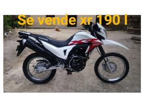 Moto Xr 190 L