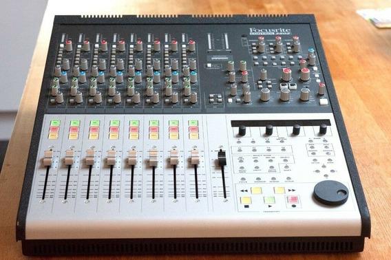 Console Analógico Focusrite 2802 Impecável, Neve, Ssl, Api
