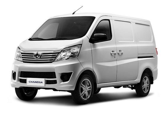 Utilitario - Changan Md 201 Cargo Van (camioneta De Trabajo)