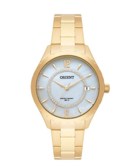 Relógio Feminino Strass Orient Fgss1152 B2kx ==3