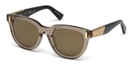 Diesel Dl 0228 45q Óculos De Sol