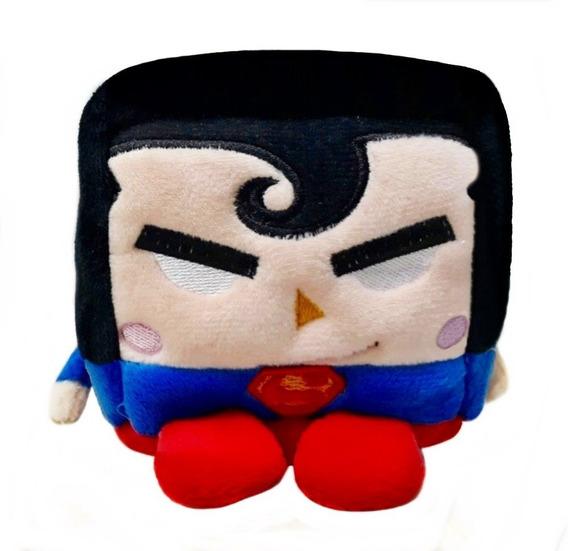 Cubo Mania Liga Da Justiça - Superman 10cm De Altura