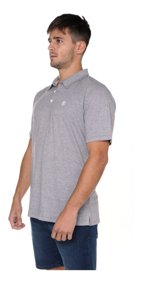 Chomba Element New Krammer Polo Gris Hombre Mechonew