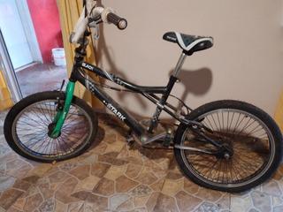 Bicicleta Stark Black