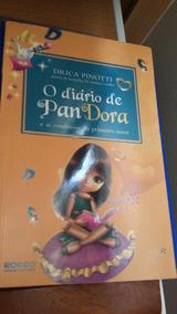 O Diário De Pan Dora - As Confusões Do Primeiro Amor