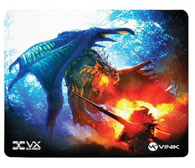 Mouse Pad Vx Gamer Battle Vinik 21cm X 25cm Frete R$ 14,00