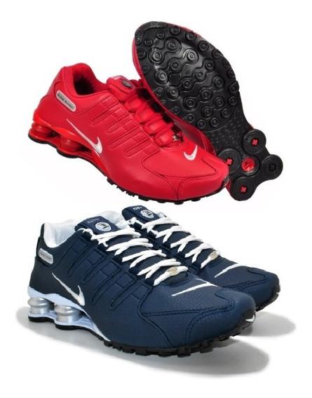 Tenis Nike Sxhox Nz 4 Molas Unisex Promoção Kit 2 Pares Bf