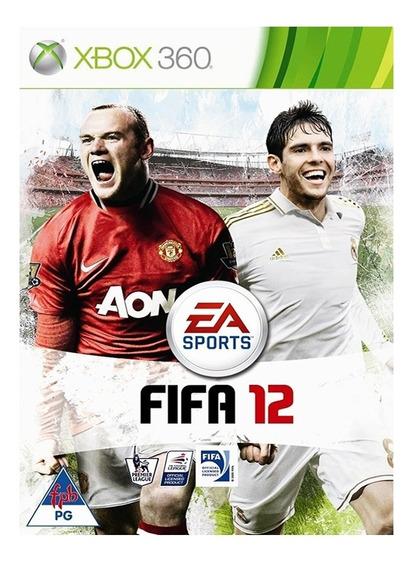 Jogo Fifa Soccer 12 - Xbox 360