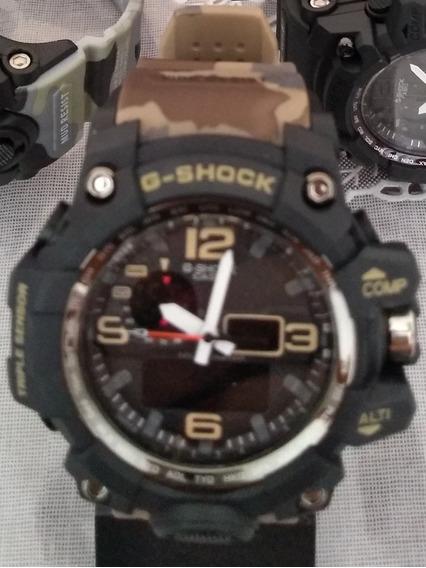Relógio Masculino G Shock/ MilitarCamuflado