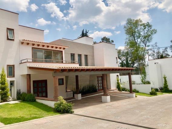 Casas En Condominio En Preventa, 3 Recámaras, San Jerónimo Lidice