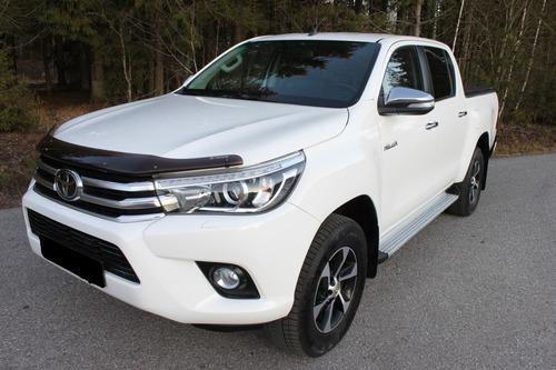 Toyota Hilux 2017/ 4x4 / 58 000 Km Automático