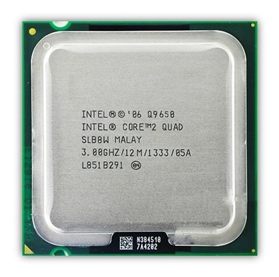 Processador Intel Core 2 Quad Q9650 12mb 1333mhz Lga775