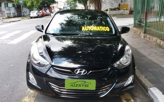 Hyundai Elantra 1.8 Gls 2013 Completo