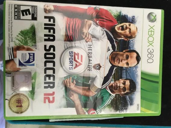 Jogo Xbox360 Fifa 12 Usado