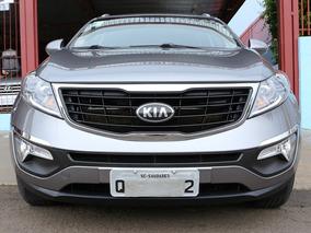 Kia Sportage 2.0 Lx 4x2 Flex Aut. 5p 2016 Única Dona