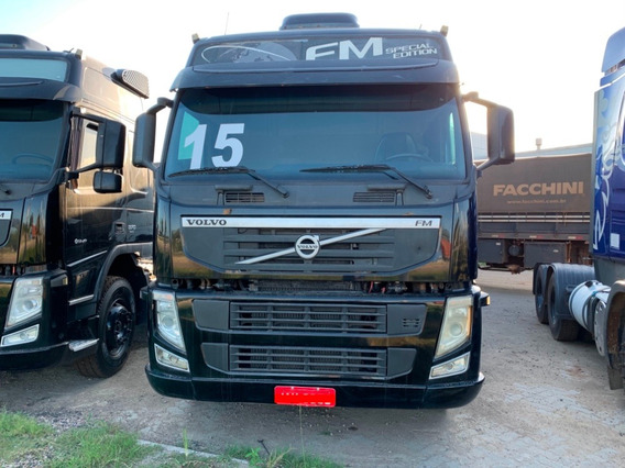 Volvo Fm 370 6x2t Diversos Anos