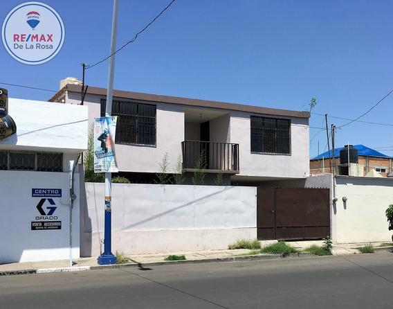 Casa En Avenida Comercial Apta Para Invertir