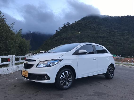 Gm - Chevrolet Onix Ltz 1.4 Branco