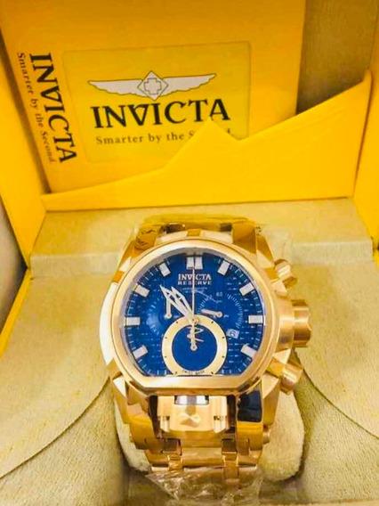 Relógio Invicta Reserve Bolt Zeus 25209 + Caixa Original