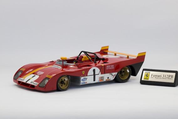 Gmp - Ferrari 312pb - 1000km Monza 1972 - #1 Ickx/regazzoni