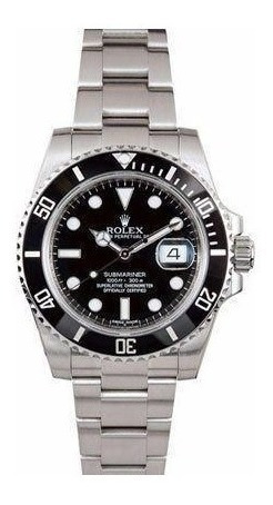 Relógio Masculino R. Submariner Black -