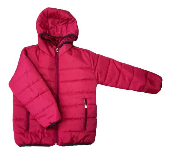 Campera Abrigo Niños Niñas Invierno Tipo Uniqlo