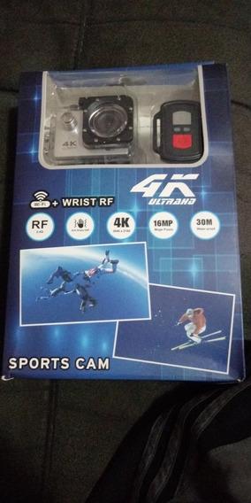 Câmera De Ação 4k Wifi