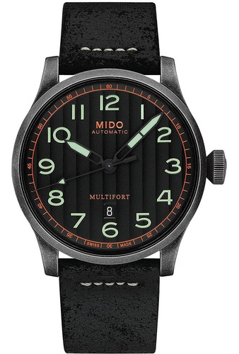 Relógio Mido Multifort Automático - M032.607.36.050.09 Swiss