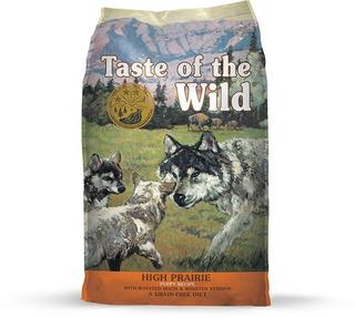 Taste Of The Wild Praire Puppy-bisonte- X 12.7kg (28lb)